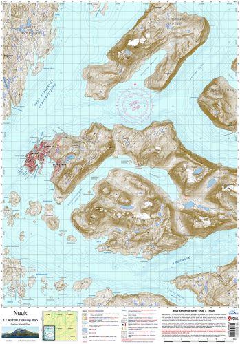 Map-1 Nuuk FLAT